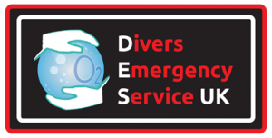 Divers Emergency Service Logo Small