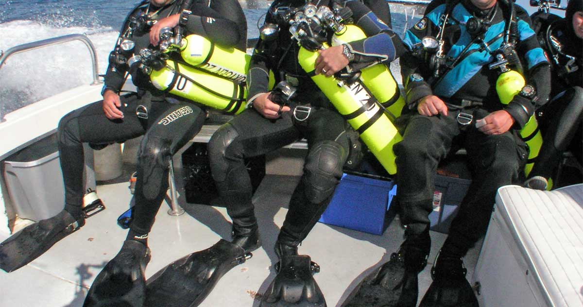 Essential Diving kit